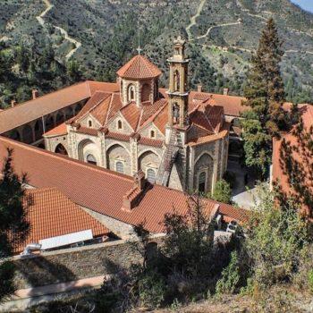 Монастырь Махерас на Кипре