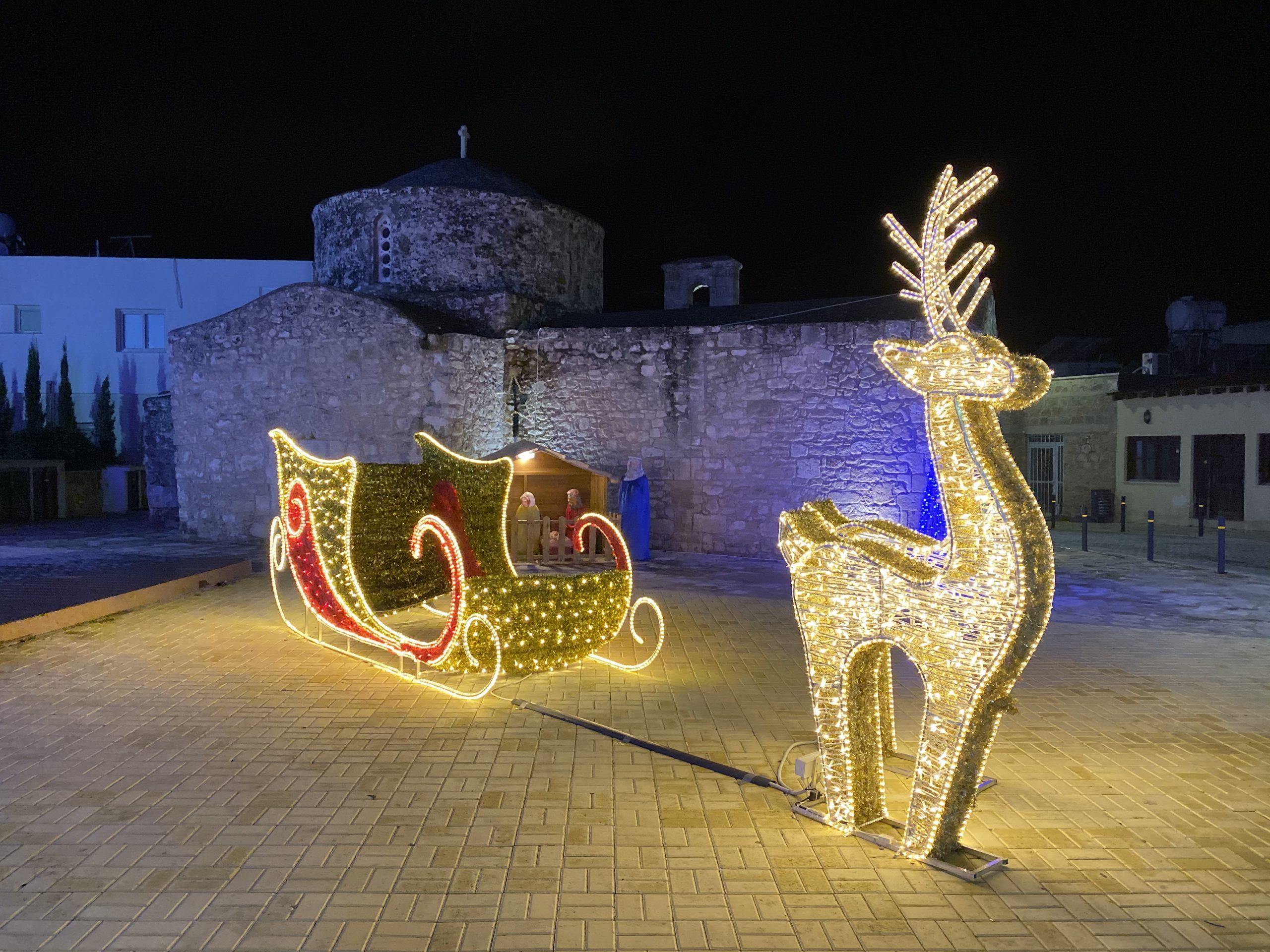 Рождество на Кипре