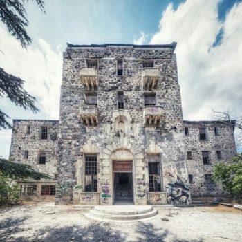 Отель с приведениями Беренгария на Кипре
